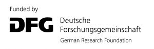 Funded by German Research Foundation